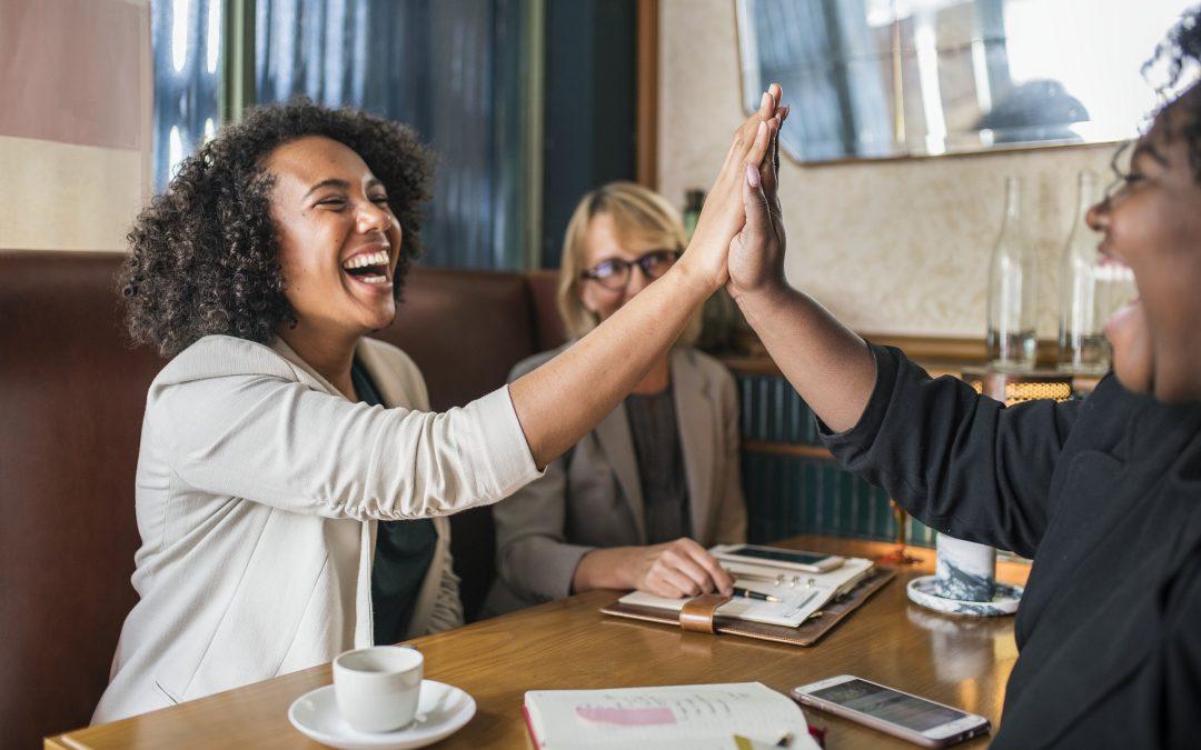 Il networking in rosa: vi segnalo una Rete