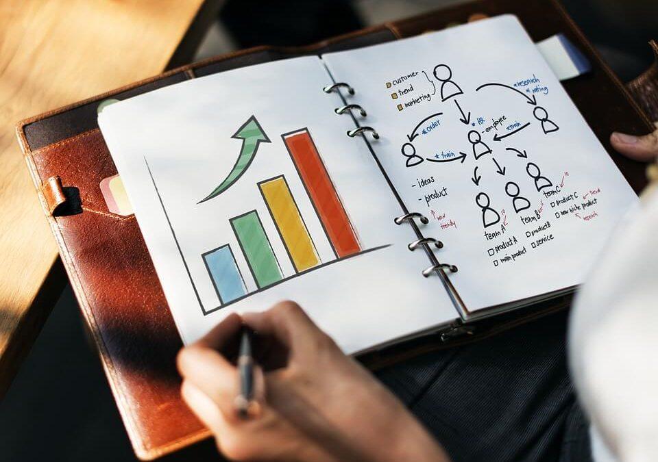 Flow chart: descrivere le attività del tuo lavoro