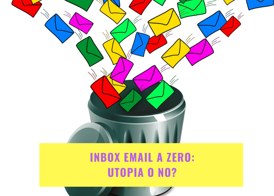 Inbox email a zero: utopia o no?